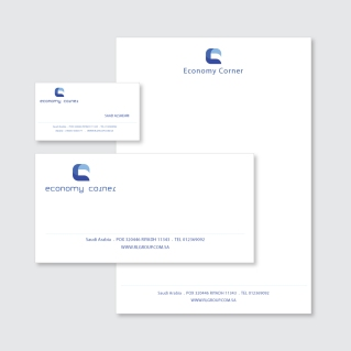 Stationery design, Business cards & Application Forms ...